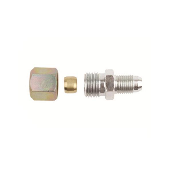 Nipple Set M10x1  / G1 / 4-19 Metal 1