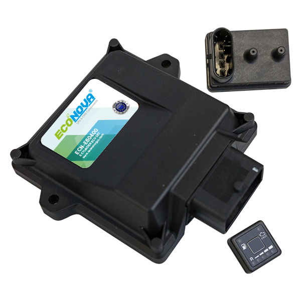 E-SMART 3 OBD II 6 CYLINDER ECU SET 1