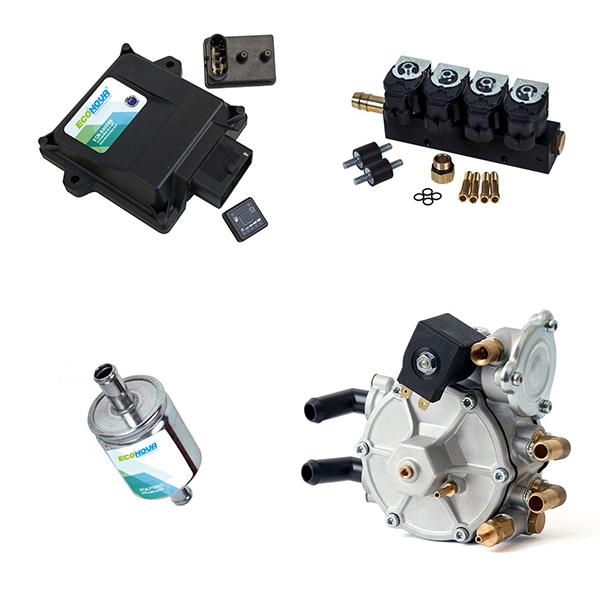 E-Smart 3 OBD 4 Cylinder LPG Conversion Kit 1