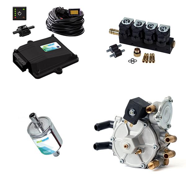 Spark 2 4 Cylinder LPG Conversion Kit 1