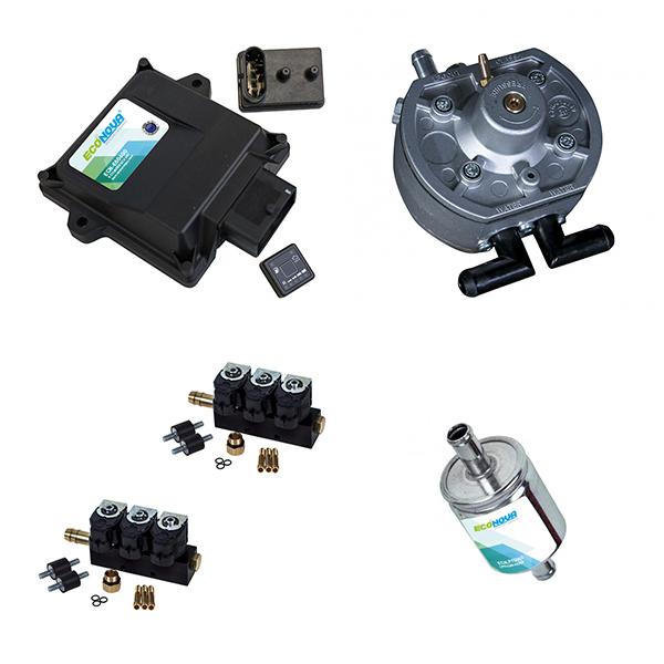 E-Smart 3  6 Cylinder OBD II LPG Conversion Kit 1