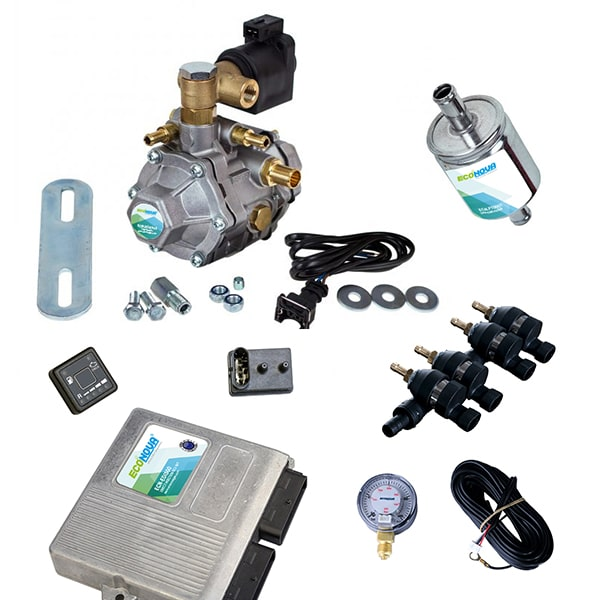 E-Smart Direct Injection CNG Conversion Kit 1