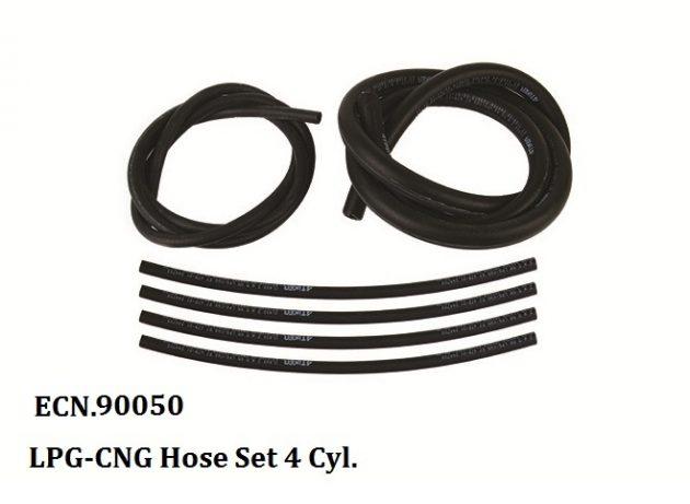 LPG-CNG Hose Set 4 Cyl 1