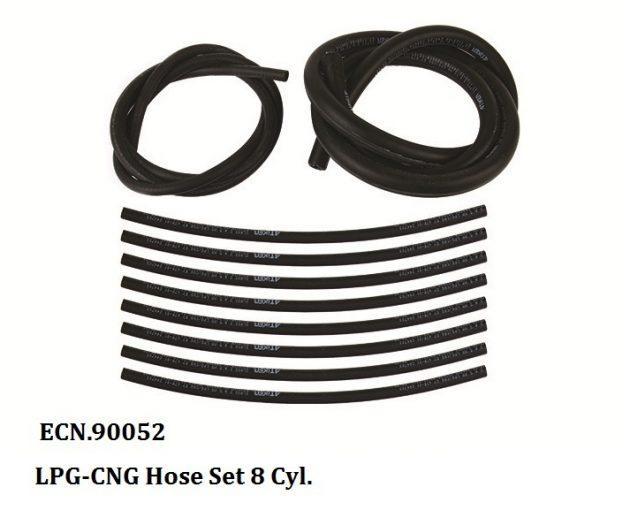 LPG-CNG Hose Set 8 Cyl 1
