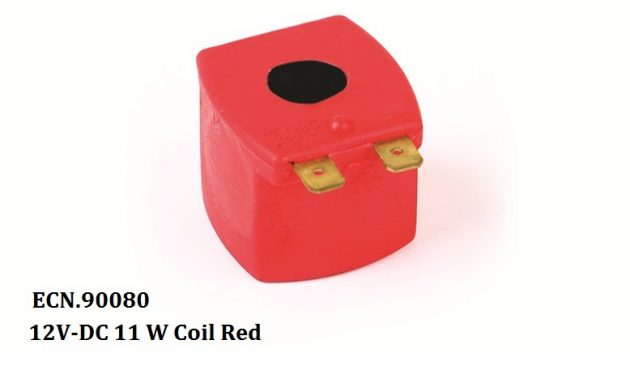 12V-DC 11 W Coil Red 1