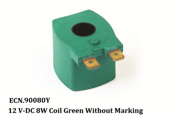 12V-DC 8W Coil Green Without Marking 1