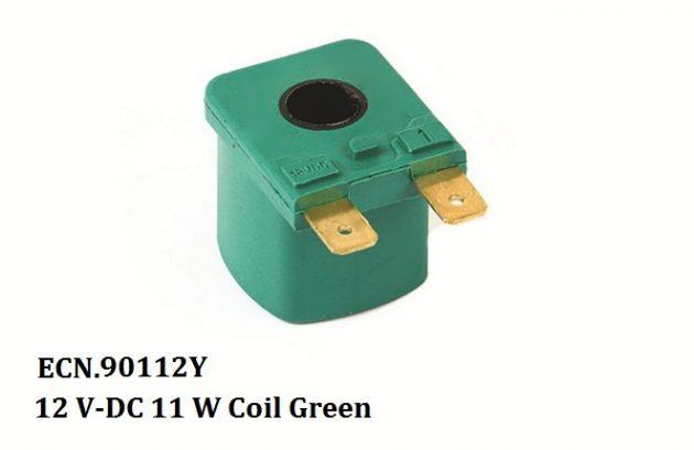 12 V-DC 11 W Coil Green 1