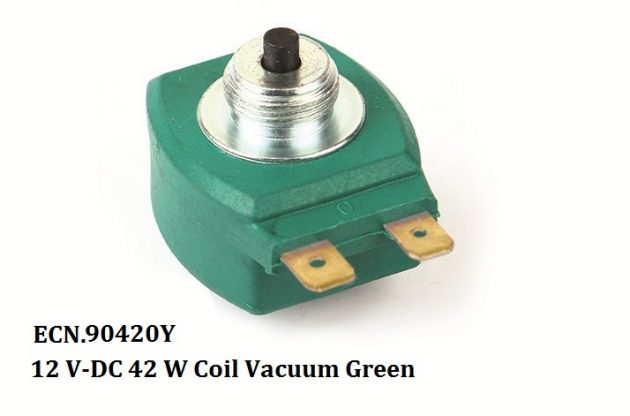 12 V-DC 42 W Coil Vacuum Green 1